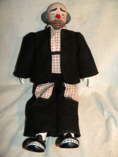 emmett kelly doll in Dolls & Bears