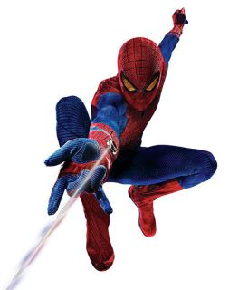 SPIDER MAN LARGE VINYL WALL LOGO STICKER DECAL EMBLEM PRINT MANY SIZES