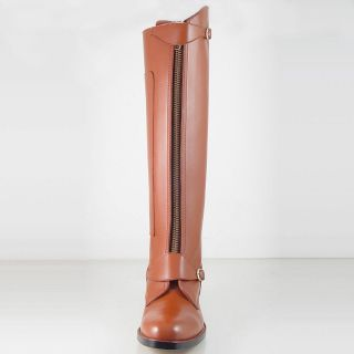 IP2 MEN POLO Mountain HORSE RIDING BOOTS Equestrian Leather ZIP SPORTS