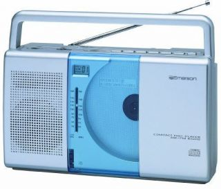 emerson cd player radio