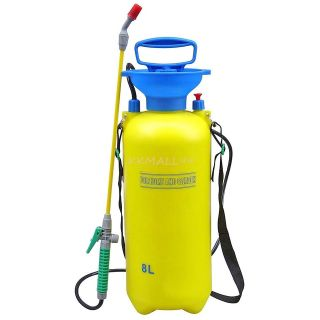 Water Spray Hand Held Pump Pressure Sprayer Watering Weed Killer