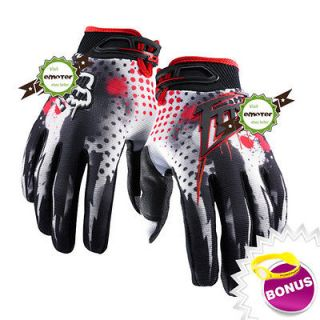 Cycling Bicycle Bike Motorcycle Motocross Sports Riding Gloves M~XL