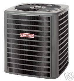 New Goodman R22 A/C Central Air Conditioner 5 Year Warranty 2 3 4 5 .5