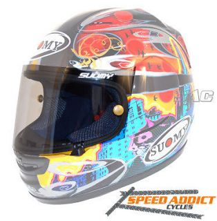 Suomy Spec 1R / Extreme / Apex Clear Race Shield Visor