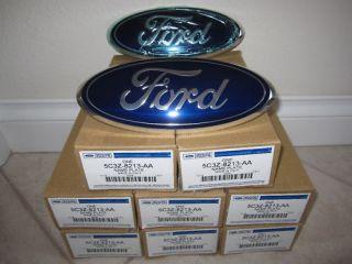 FORD TRUCK GRILL EMBLEM F 250 F 350 9 2005 2006 2007
