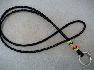 native american beaded lanyard in Ethnic, Regional & Tribal