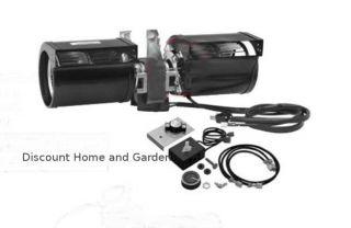 Heatilator Heat n glo Gas Fireplace Blower Fan Kit GFK 160 GFK 160A