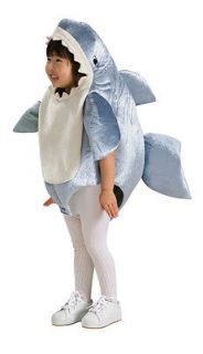Toddler Shark Costume Infant Cute Halloween Suit Fish Girls Boys Baby