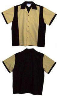 retro bowling shirts in Casual Shirts