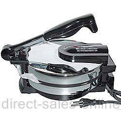 Revel R640 Auto Compact Stand Chrome Tortilla Maker New