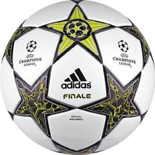 12 Official Match Ball UEFA Champions League Soccer Ball AUTHENTIC