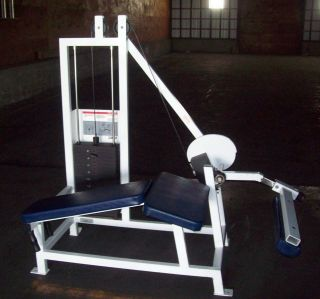 Cybex Classic Prone Leg Curl 4110 Exercise Machine