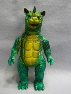 Rare 1970s MARUSAN Son Of Godzilla Kaiju GABARA 9 Vinyl Figure