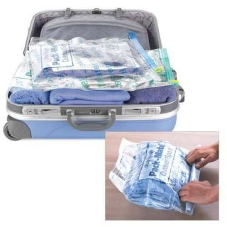 Suitcase Space Saver Bags A Must For Travelling/Flights