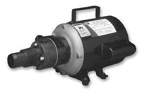 Jabsco Heavy Duty Macerator Pump   115V AC (18690 0000)