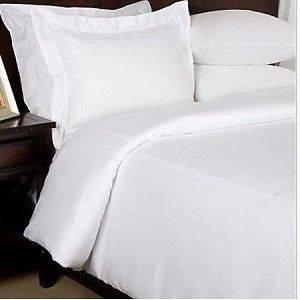 king size white flat sheets