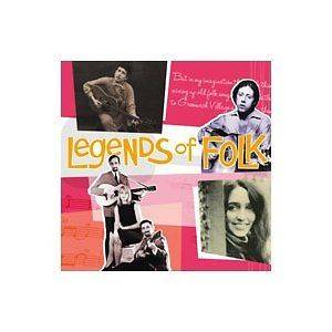 Time Life Music Legends Of Folk 2 CD set as seen on PBS 30 essential