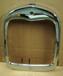 1928 1929 Model A Ford Stock Grill Shell Chrome Coupe Sedan Roadster