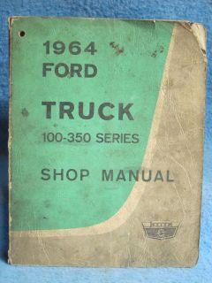 1964 ford truck in Cars & Trucks