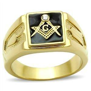 masonic rings in Collectibles
