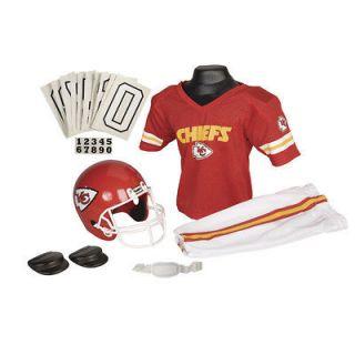 Franklin NFL Team Uniform Set Kids Youth Football Costume AFC