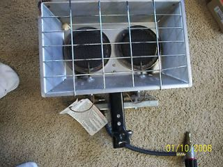 MR HEATER DOUBLE ELEMENT PROPANE RADIANT HEATER FREE SHIP TO MN,WI,IA