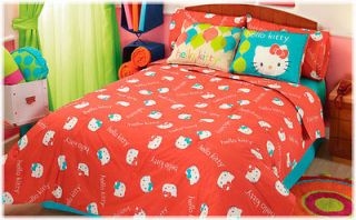 hello kitty bedding full in Kids & Teens at Home
