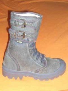 RANGERS palladium FRENCH ARMY boots FREE PEOPLE 7 EU 38