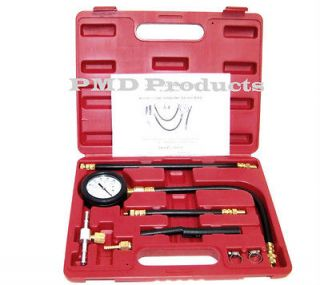 Fuel Injection Pump Pressure Tester Test Kit 100 PSI 7 Bar for most