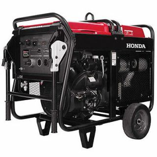 honda portable gas generator in Business & Industrial