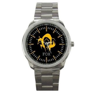 The Metal Gear Solid Fox Hound Force Operation X Watch
