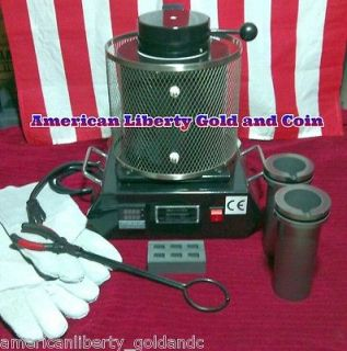 Newly listed 2kg Electric Furnace  Gold Silver Melting Casting Jewelry