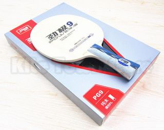 ORIGINAL DHS Power FL G.9 PG 9 Table Tennis Blade Ping Pong Blade