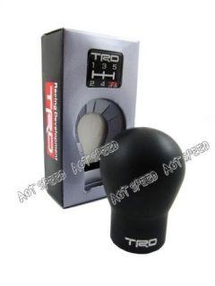TRD Black Gear Shift Knob TOYOTA Celica Supra Solara