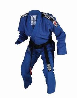 G1210 Gameness AIR Gi Blue Brazilian Jiu Jitsu Uniform ultra light