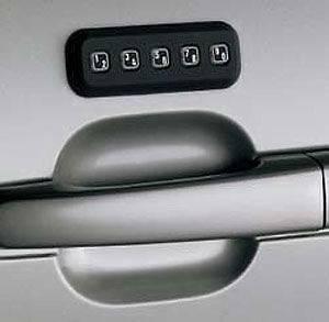 Explorer OEM Genuine Ford Parts Remote Door Lock Keyless Entry Keypad