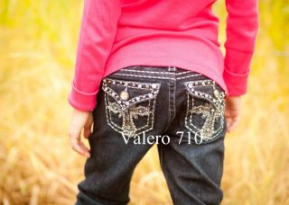 MISS LA IDOL GIRLS BLING CROSS JEANS SO CUTE ON ME 8,10,12,14