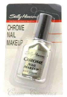 gold chrome nail polish in Nail Polish