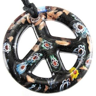 peace sign necklaces in Necklaces & Pendants