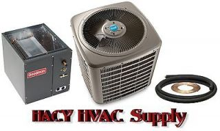 New Goodman Manufacturing Corp 2 1/2 Ton 13 Seer Central Air AC Add On