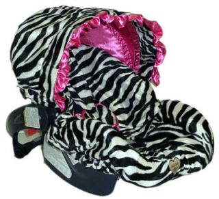 Infant Car Seat Carrier Cover Baby Bella Maya Chic Patterns U pick NEW