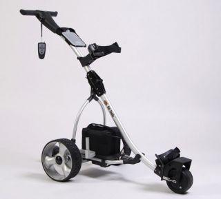 Bat Caddy X3R Electric Remote Control Golf Cart/Trolley