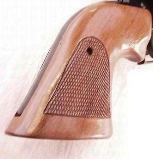 Grips Ruger Super Blackhawk Sile Target Walnut 1970s Mint #GRsilS47