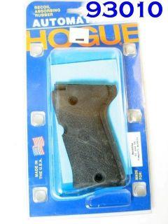 93010 HOGUE Panel Style Rubber Gun Grip Compact BERETTA 92F 92FS 92D
