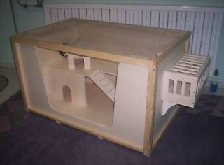 Guinea pig cage midwest guinea pig habitat plus cage for Build your own guinea pig cage