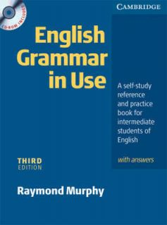 English Grammar In Use with Answers and CD ROM , Raymond Murphy, New