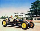 1951 LEE WALLARD INDY 500 KURTIS KRAFT RACER PHOTO INDIANAPOLIS