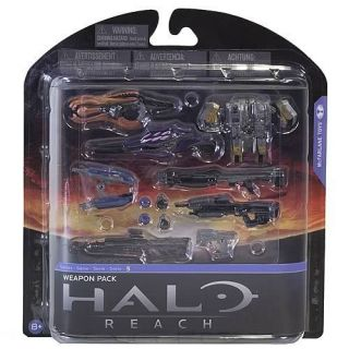 halo reach weapons in Action Figures