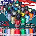 Embroidery Thead Rayon Thread Polyester Thread Salus Embroidery Thread