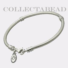 Authentic Pandora Silver Bracelet with Lobster Lock 7.1